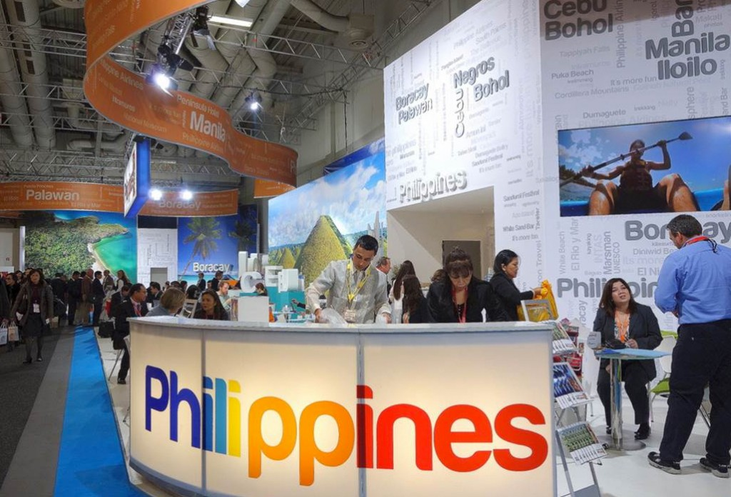This year the Philippine Country Pavilion expanded to more than 100 sq. meters and included 24 tour operators as well as hotels and resorts.