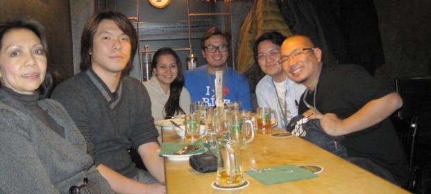 FIVE FILIPINO PARTICIPANTS IN THE BERLIN INTERNATIONAL FILM FESTIVAL TALENT CAMPUS