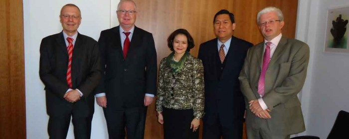"Philippine Embassy gears up for ""Expert Talks"" on Social Security Cooperation with Germany"