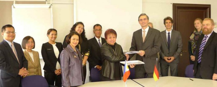 Philippines and Germany conclude final round of negotiations on a new Double Taxation Agreement