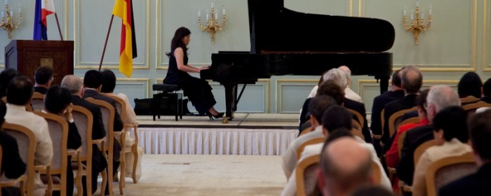 Virtouso Pianist Cecile Licad Highlights Celebrations of the 117th PH Independence in Berlin
