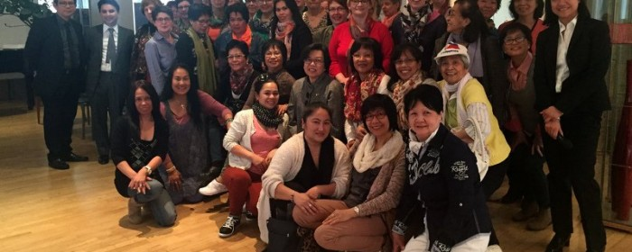 All-Women Delegation from Sauerland Visits the Philippine Embassy in Berlin