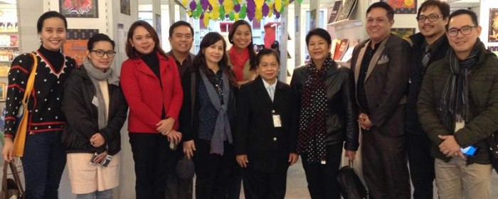 PH book industry comes together for world's biggest book fair in Frankfurt