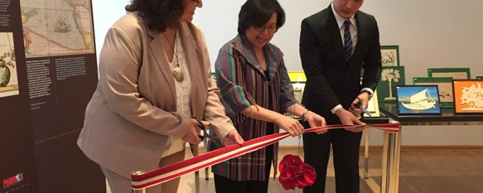 """Philippine Embassy hosts """"Dimensions of Perception: The Philippines in Historic Cartography and Cultural Themes"""""""