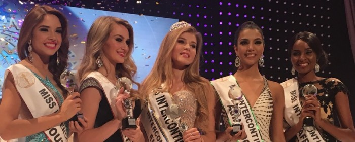 Ms. Philippines is First Runner Up at Ms. Intercontinental 2015