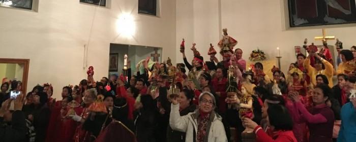 Filipino Community in Berlin celebrates Sinulog Festival
