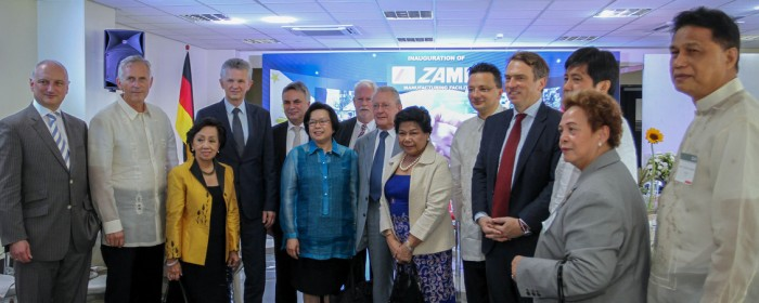 German STIHL Group opens new ZAMA production plant in the Philippines