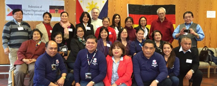 Philippine Embassy in Berlin Conducts  its first Consular Outreach Services for 2016 in Hamburg