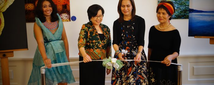 Philippine Embassy Celebrates Women Photographers in Vernissage