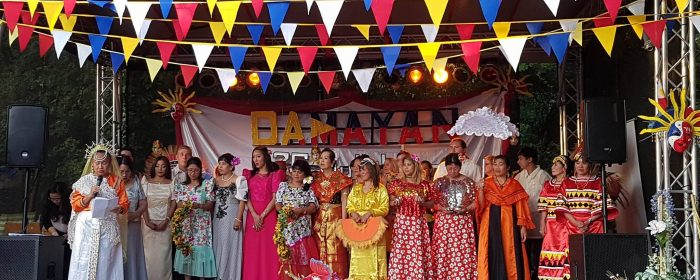 "Philippine-German Folklore Group ""Damayan""  Holds Silver Jubilee Anniversary"