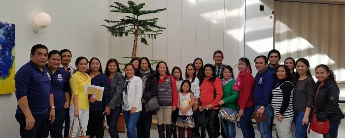 Philippine Embassy Holds Consular Mobile Outreach  in Ulm, Baden-Württemberg