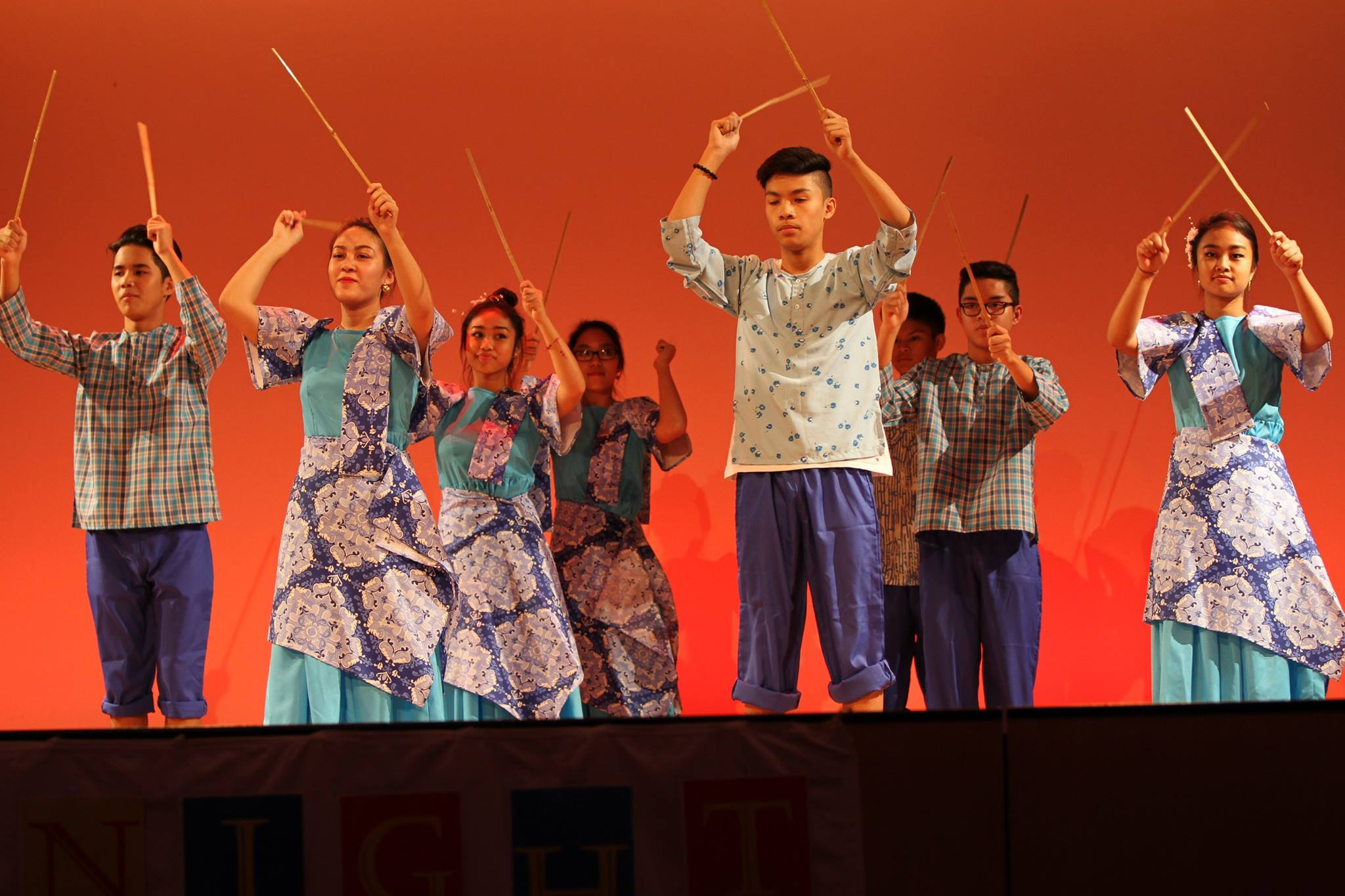 the Filipiniana Dance Group provided guests with cultural dance numbers and fashion show