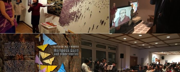 Filipino Talents in Berlin Celebrated at Exhibit and Concert