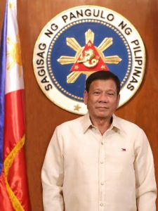 PRESIDENT OF THE REPUBLIC OF THE PHILIPPINES