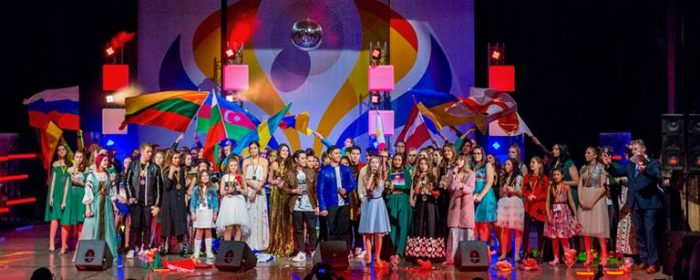 Filipino Performers Win Awards at the Euro Pop Contest in Berlin