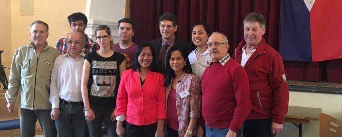 PHL Embassy Holds First-Ever  Consular Outreach to Neudenau-Herbolzheim