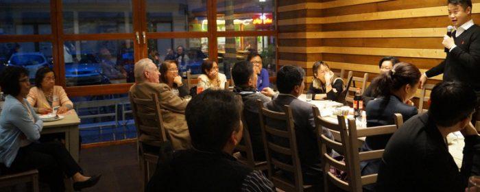 Senator Gatchalian exchanges views with Filipino Community in Berlin