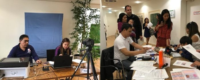 Philippine Embassy Conducts Consular Mobile Outreach in Essen