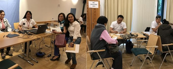 Philippine Embassy Conducts Consular Mobile Outreach in Bonn