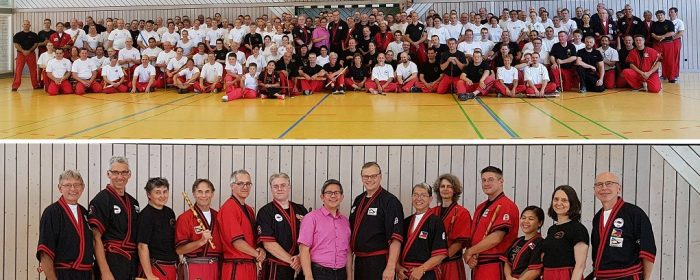 International Arnis Summer Camp Opens in Karlsruhe, Germany