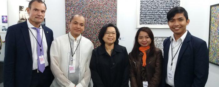 FILIPINO ARTISTS JOIN BERLIN'S LARGEST MODERN ART FAIR
