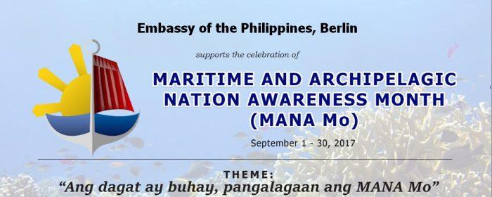 Maritime and Archipelagic Nation Awareness Month (MANA Mo)