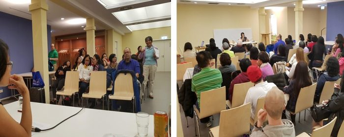 Philippine Embassy Holds Seminar on Marriage  and Philippine Family Law in Hamburg