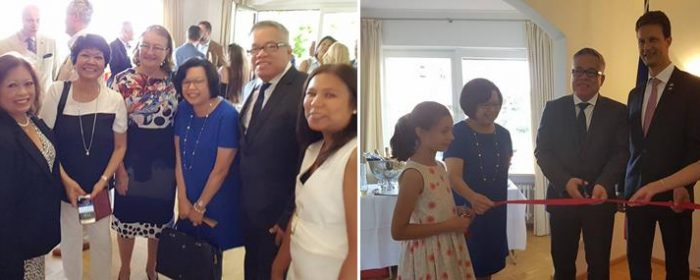 New Philippine Honorary Consuls in Germany
