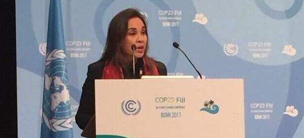 PHL AT COP23 RENEWS STRONG CALL FOR CLIMATE JUSTICE
