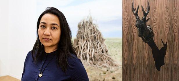 FILIPINO ARTIST NONA GARCIA HOLDS SECOND SOLO EXHIBIT IN BERLIN