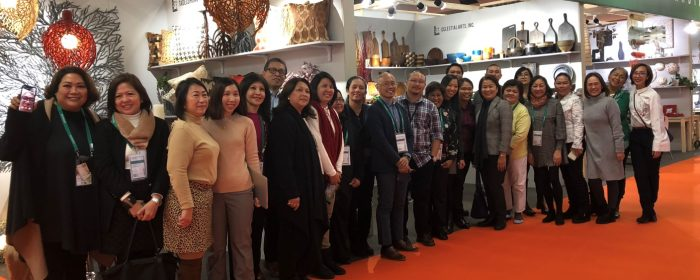 "Filipino Artistry and Ingenuity in Full Display at ""Ambiente"" in Frankfurt, Germany"