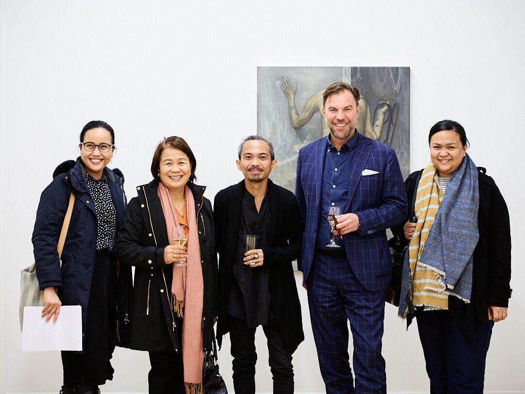 Arndt Art Agency presents Solo Exhibition of Philippine Artist Kaloy Sanchez in Berlin