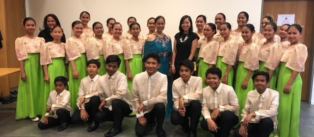 Virlanie Voices showcases Filipino Choral Artistry in Germany