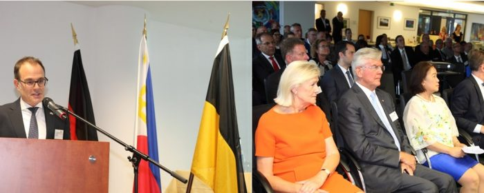 STUTTGART  PC HIGHLIGHTS INVESTMENT, TOURISM OPPORTUNITIES IN PHILIPPINES AT INDEPENDENCE DAY EVENT