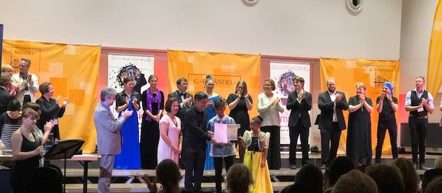 PHILIPPINE CHOIRS PREVAIL IN THE FIRST SING BERLIN INTERNATIONAL CHOIR FESTIVAL AND COMPETITON