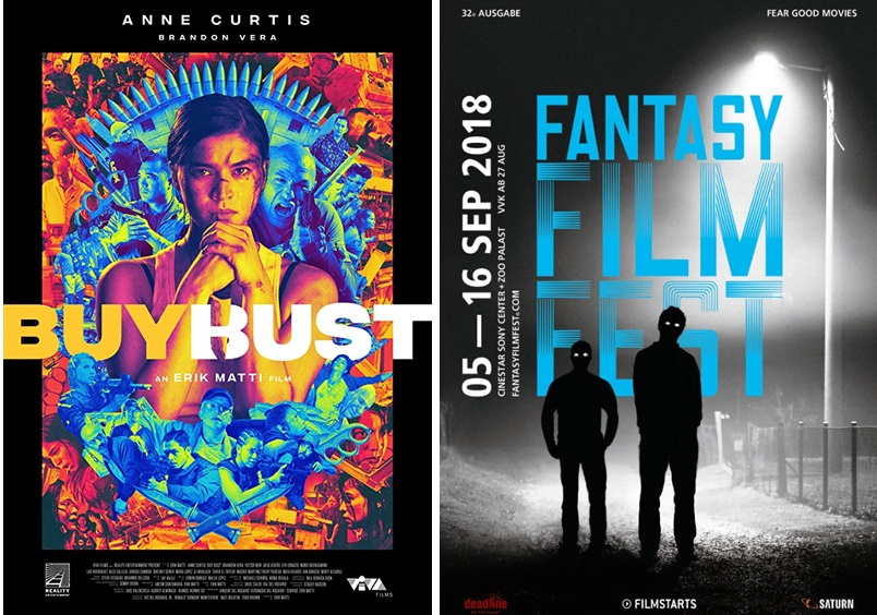 """Buybust"" premieres in Europe at the Fantasy Film Festival Berlin"