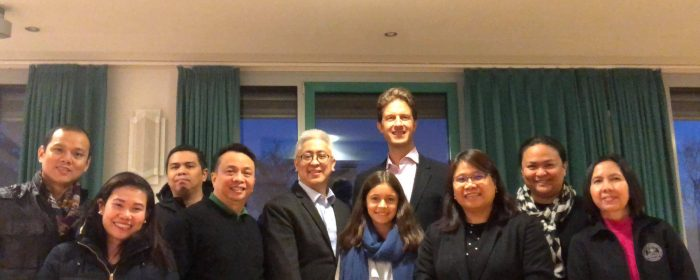 Philippine Embassy Berlin conducts Consular Mission in Munich