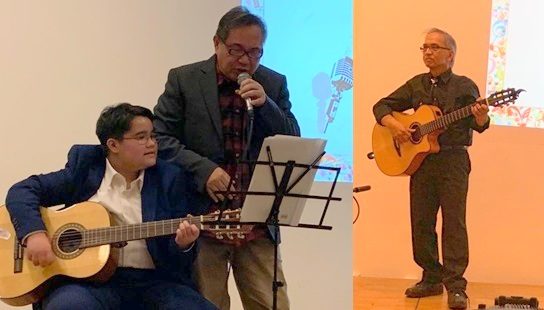 FFONG Musical Night presents a Multitude of Filipino-German Talents