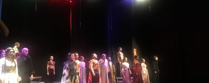 "FILIPINO TALENT TAKES CENTERSTAGE AT  ""MARCO POLO, A NEW MUSICAL"""