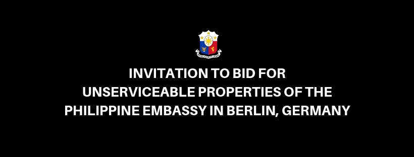INVITATION-TO-BID-FOR-UNSERVICEABLE-PROPERTIES-OF-THE-PHILIPPINE-EMBASSY-IN-BERLIN-GERMANY