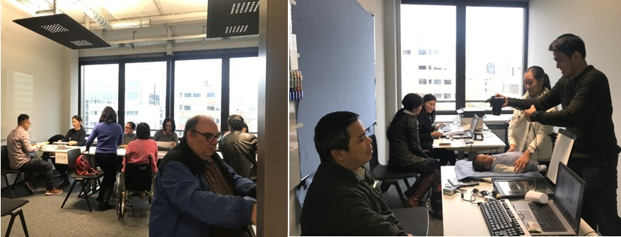 Philippine Embassy Berlin, with the Frankfurt Philippine Consulate General, Conducts Consular Mission in Frankfurt