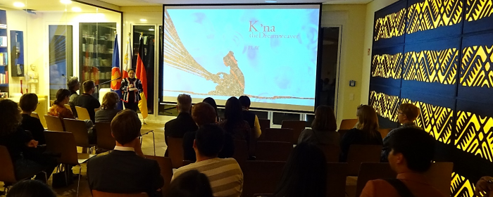 """A CELEBRATION OF OUR HERITAGE:  SPECIAL SENTRO RIZAL SCREENING OF  """"K'NA, THE DREAMWEAVER"""""""