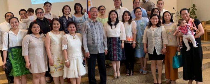 Philippine Embassy and Filipino Community in Berlin Kick-off Independence Month Events in Germany