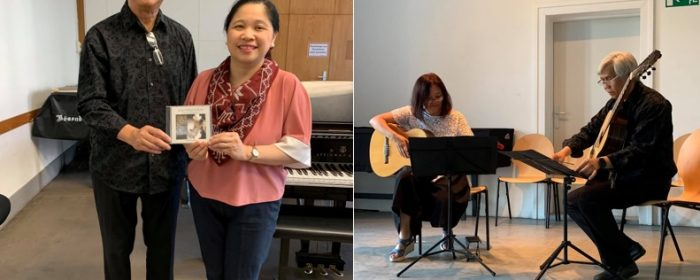 Filipino Classical Guitarist Holds Performances in Germany