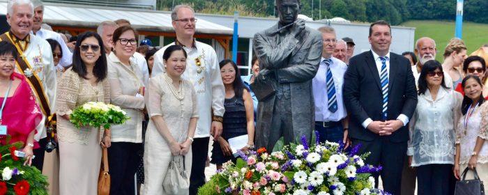 PH Embassy Donates Rizal Books to Wilhelmsfeld on National Hero's 158th Birth Anniversary