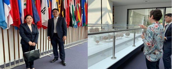 PH Ambassador Calls on ITLOS President in Hamburg, Germany