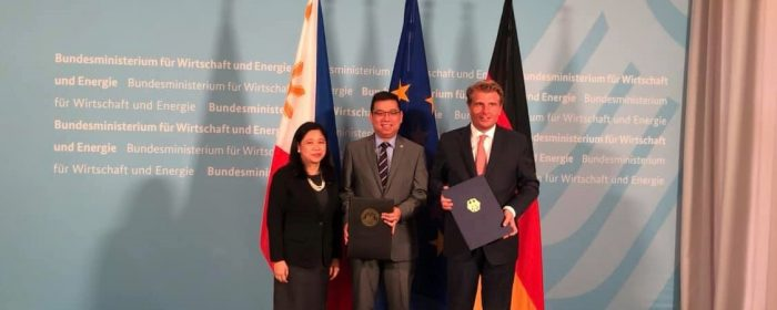 Philippines and Germany Agree to Form Joint Economic Committee
