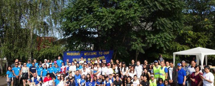 FILIPINO COMMUNITY ENJOYS SUMMER WEEKEND AT PALARONG PINOY SA BERLIN 2019