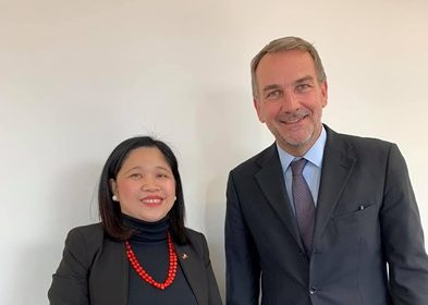 PH Ambassador Meets with UN Climate Change Secretariat in Bonn