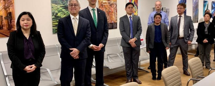 Team Philippines in Germany Holds 2020 Planning Conference in Berlin
